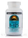 B-125 125 mg - 60 Tablets