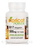 B17 (Amygdalin) 500 mg - 100 Tablets