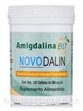 Novodalin B17 (Amigdalina) 500 mg - 100 Tablets