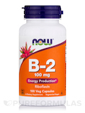 B-2 100 mg 100 Capsules