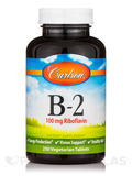 B-2 (Riboflavin) 100 mg - 250 Tablets