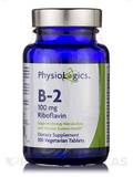 B-2 Riboflavin 100 mg 100 Tablets