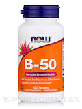 B-50 100 Tablets