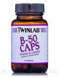 B-50 Caps Vitamin B-Complex - 50 Capsules