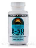 B-50 Complex 50 mg - 250 Tablets