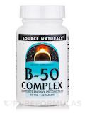 B-50 Complex 50 mg 50 Tablets
