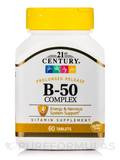 B-50 Complex Prolonged Release - 60 Tablets