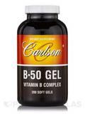 B-50 Gel 200 Soft Gels