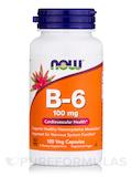B-6 100 mg - 100 Capsules