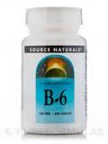 B-6 100 mg 250 Tablets