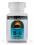 B-6 500 mg Time Release - 50 Tablets