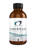 Vitamin B-6 Liquid, Raspberry Flavor - 4 fl. oz (118 ml)