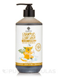 Babies & Kids Coconut Shampoo & Body Wash, Coconut Chamomile - 16 fl. oz (475 ml)