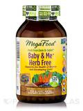 Baby & Me™ Herb-Free - 120 Tablets