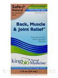 Back, Muscle & Joint Relief - 2 fl. oz (59 ml)