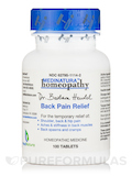 Back Pain Relief - 100 Tablets