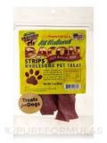 Bacon Strips Bag - Treats for Dogs - 3 oz (85 Grams)