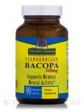 Bacopa 500 mg - 90 Vegetarian Capsules