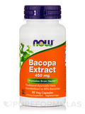 Bacopa Extract 450 mg - 90 Veg Capsules