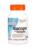 Bacopa with Synapsa 320 mg - 60 Veggie Capsules