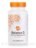 Balance D 60 Capsules