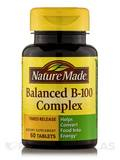 Balanced B-100 (Timed Release) 60 Tablets
