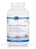 Balanced Omega Combination - Lemon 500 mg 180 Soft Gels