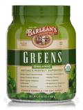 Organic Greens 16.93 oz (480 Grams)