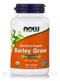 Barley Grass 500 mg 250 Tablets