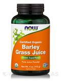 Barley Grass Juice (Organic Powder) 4 oz