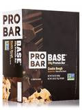 BASE® Protein Bar, Cookie Dough - Box of 12 Bars