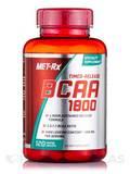 BCAA 1800 120 Coated Caplets