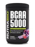 BCAA 5000 Powder, Strawberry Lemonade Flavor - 1 lb (452 Grams)