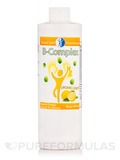 B-Complex, Lemon Flavor - 16 oz (473 ml)
