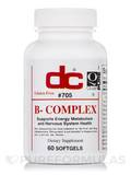 B-Complex 60 Softgels