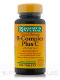 B-Complex + C with Folic Acid (Timed Release) 100 Tablets