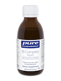 B-Complex Liquid 3.9 oz (116 ml)