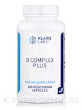 B-Complex Plus - 100 Vegetarian Capsules