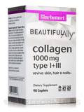 Beautiful Ally™ Collagen 1,000 mg Type I & III - 90 Caplets