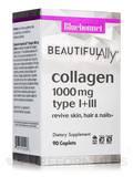 Beautiful Ally® Collagen 1,000 mg Type I & III - 90 Caplets