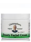 Beauty Facial Cream - 2 oz