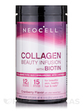 Beauty Infusion 5000 mg of Collagen - Cranberry Cocktail Flavor - 15.87 oz (450 Grams)