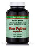 Bee Pollen Capsules 500 mg - 200 Capsules