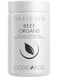 Beef Organs - 180 Capsules