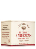 Beeswax Hand Cream with Royal Jelly - 3.4 oz (96 Grams)