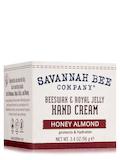 Beeswax & Royal Jelly Hand Cream - Honey Almond - 3.4 oz (96 Grams)