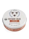 Organic Beeswax Salve - Cedar - 2 oz (56.7 Grams)