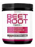 Beet Root Powder+, Black Cherry Flavor - 10.8 oz (327 Gams)