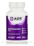 Benfotiamine 80 mg - 120 Vegetarian Capsules