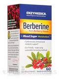 Berberine (from Barberry Seeds) - 60 Capsules